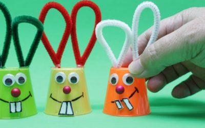 Как Сделать Своими Руками Забавных Пасхальных Зайчиков