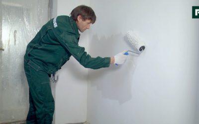 ДОМ ЗА ГОД. Покраска стен // FORUMHOUSE