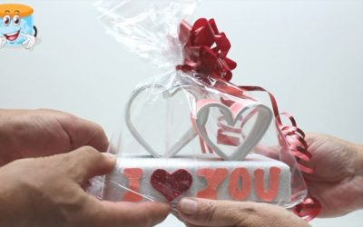 Два Любящих Сердца | Подарок Своими Руками | Поделки Самоделки