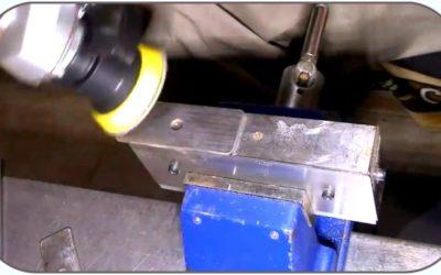 Магнитная плита для удобной шлифовки небольших деталей