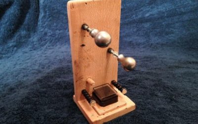 Приспособление для прокрашивания ленты пишущей машинки